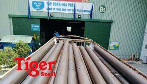 ống thép cỡ lớn Hòa Phát