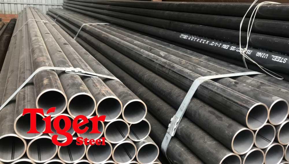 ống thép đen Hòa Phát tại tphcm