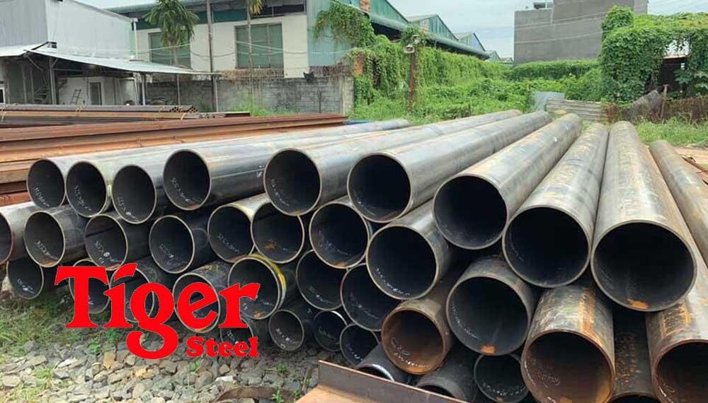 ống thép đúc đường kính lớn