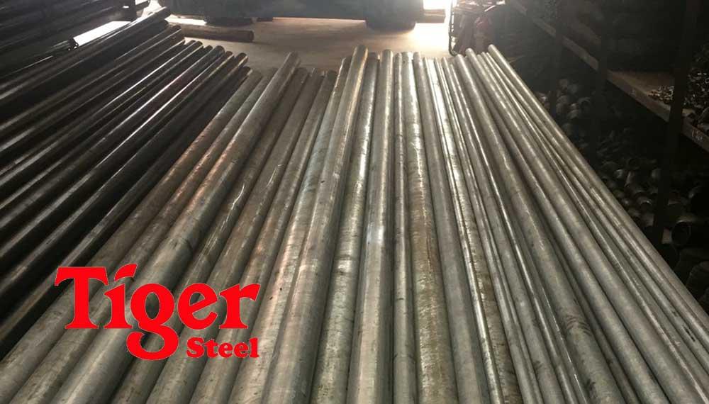 ống thép mạ kẽm tiêu chuẩn BS