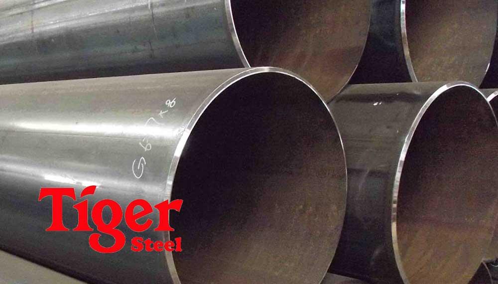Quy cách ống thép đúc cỡ lớn