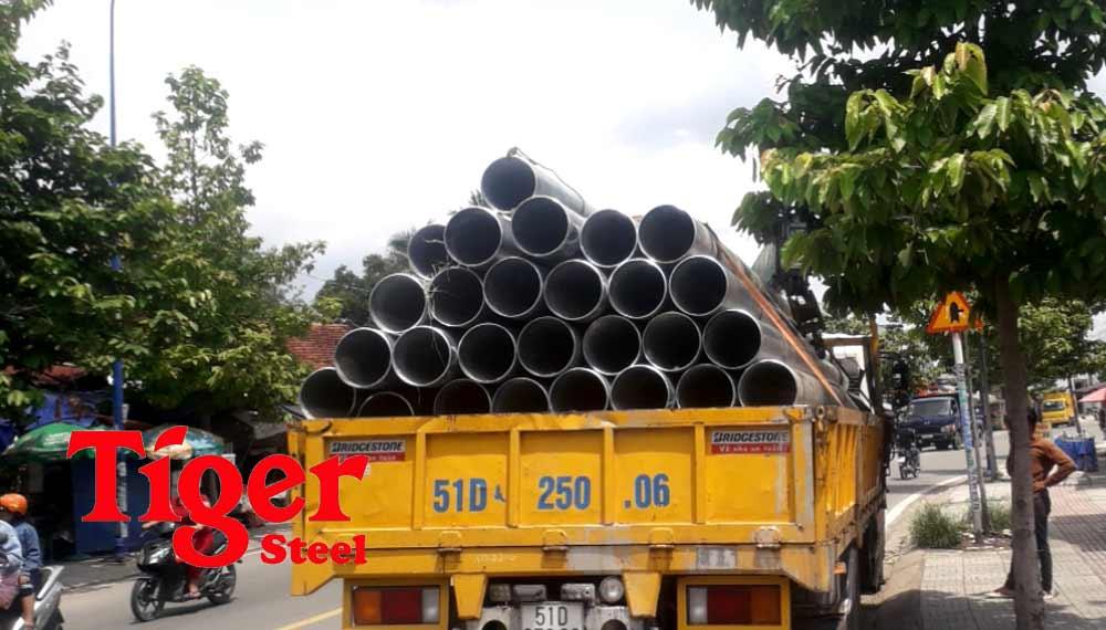 sản phẩm ống thép hòa phát